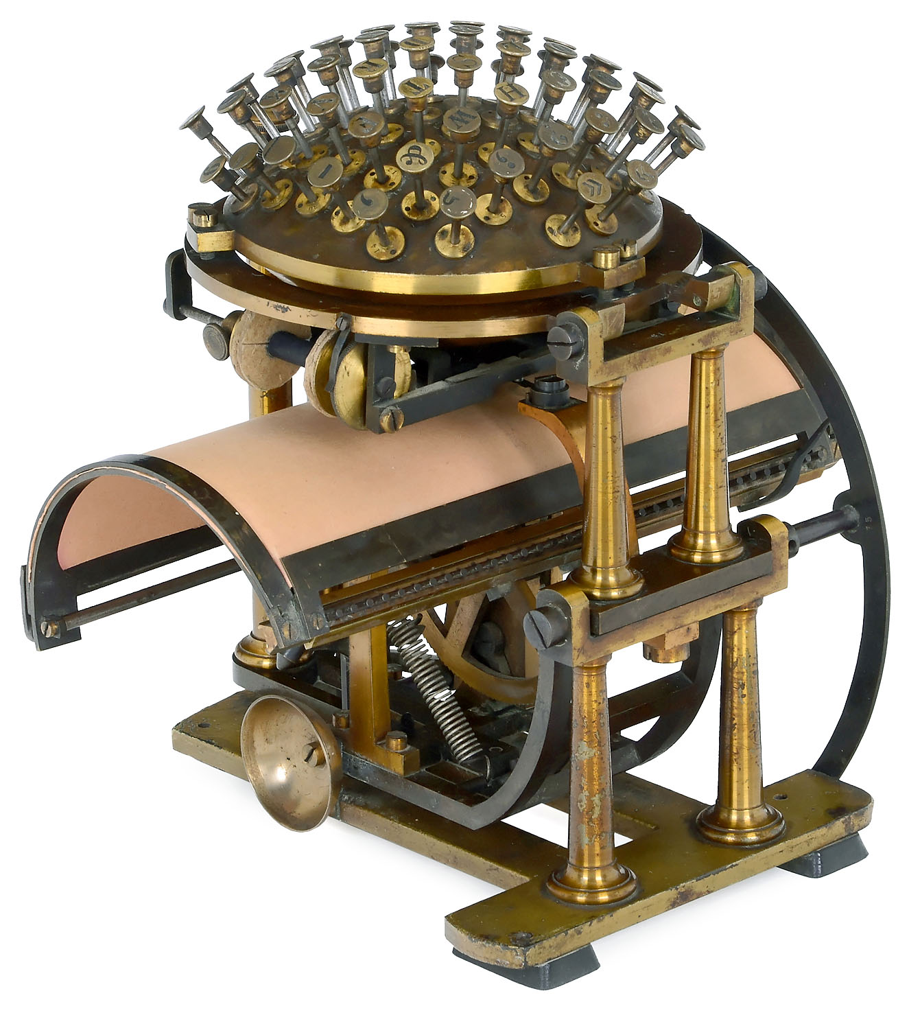 "The Malling-Hansen ""writing ball"" was the eighth most popular story on The Hot Bid in 2019."