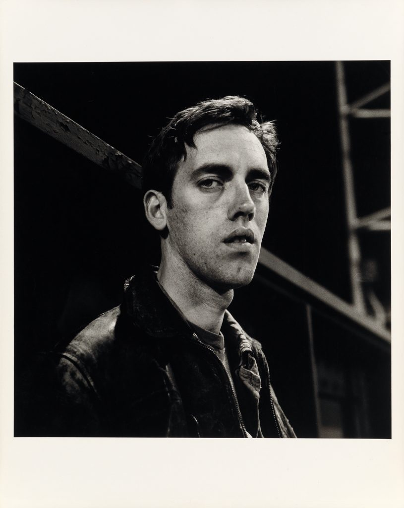 A record-setting Peter Hujar portrait of David Wojnarowicz.